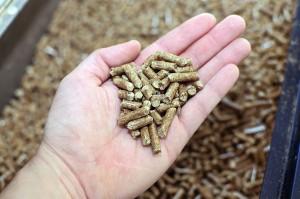 Chaudière à granulés ou pellets